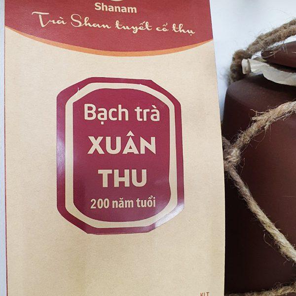 Bạch Trà Xuân Thu Túi 100g